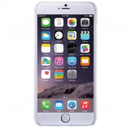 Husa Nillkin Frosted + folie protectie iPhone 6 Plus / 6S Plus, Alb2