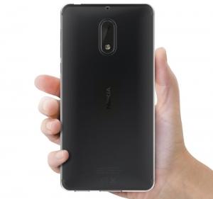 Husa Nokia 6 TPU Slim, Transparent3