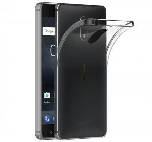 Husa Nokia 6 TPU Slim, Transparent0