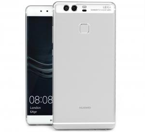 Husa protectie spate TPU Slim Huawei P9, Transparent1