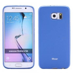 Husa Roar All Day Samsung Galaxy S6, Albastru0