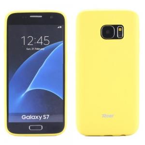 Husa Roar All Day Samsung Galaxy S7, Galben0