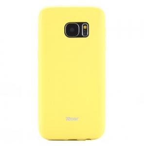 Husa Roar All Day Samsung Galaxy S7, Galben1