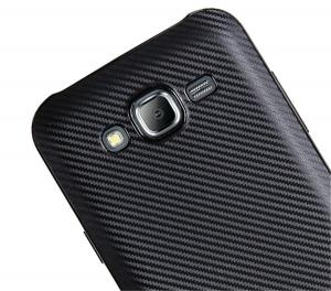 Husa Samsung Galaxy J3 (2016) i-Zore Carbon, Negru2