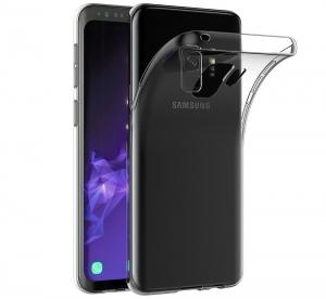 Husa Samsung Galaxy S9 TPU Slim, Transparent0