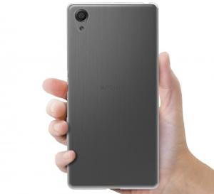 Husa Sony Xperia X Performance TPU Slim, Transparent2