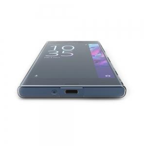 Husa Sony Xperia XZ TPU Slim, Transparent3