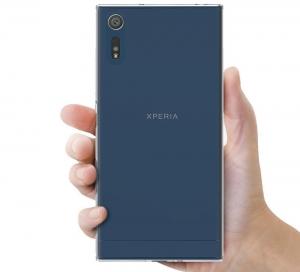 Husa Sony Xperia XZ TPU Slim, Transparent2