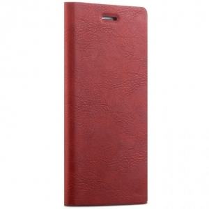 Husa tip carte Joyroom England iPhone 8, Rosu [0]