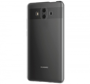 Husa TPU Slim Huawei Mate 10, Transparent2