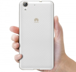 Husa TPU Slim Huawei Y6II, Transparent2