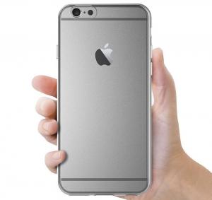 Husa TPU Slim iPhone 6 / 6S, Transparent3
