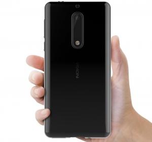 Husa TPU Slim Nokia 5, Transparent [3]