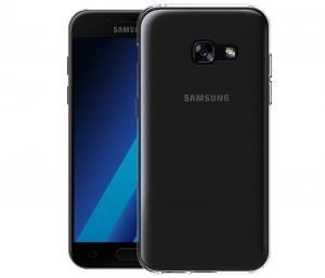 Husa TPU Slim Samsung Galaxy A3 (2017), Transparent1