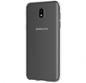 Husa TPU Slim Samsung Galaxy J3 (2017), Transparent [2]