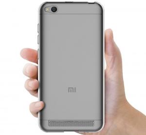 Husa TPU Slim Xiaomi Redmi 5A, Transparent3