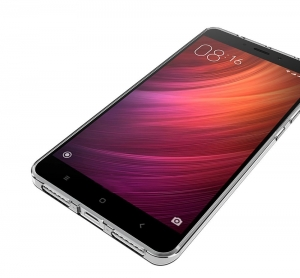 Husa TPU Slim Xiaomi Redmi Note 4, Transparent3