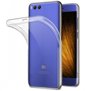 Husa Xiaomi Mi 6, TPU Slim, Transparent0