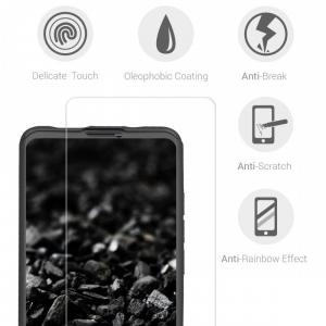 Husa Xiaomi Mi 9T Full Cover 360 + folie sticla, Negru3
