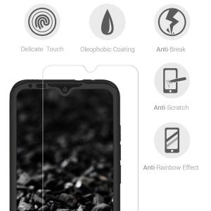 Husa Xiaomi Mi A3 Full Cover 360 + folie sticla, Negru3