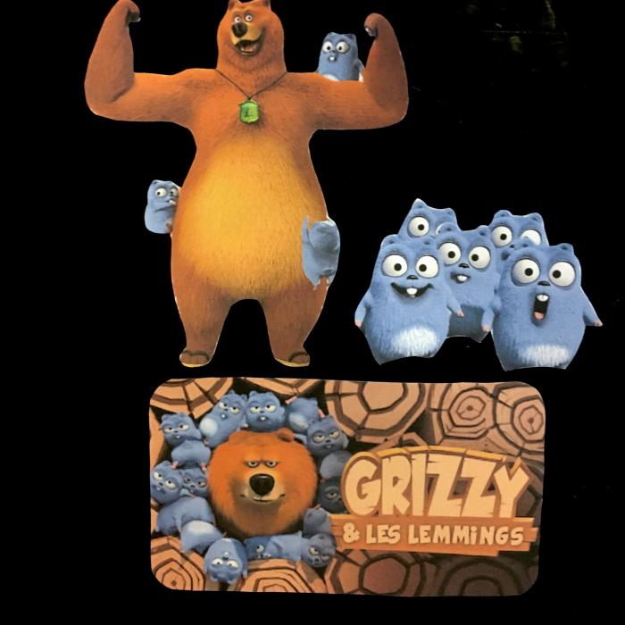 Suita Grizzy & Lemingii 0