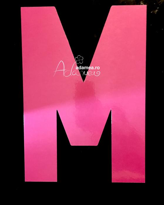 Sablon tort litera M [0]