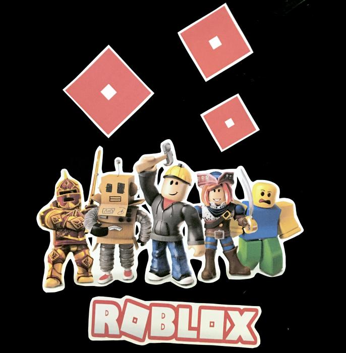 Suită toppere Roblox 0