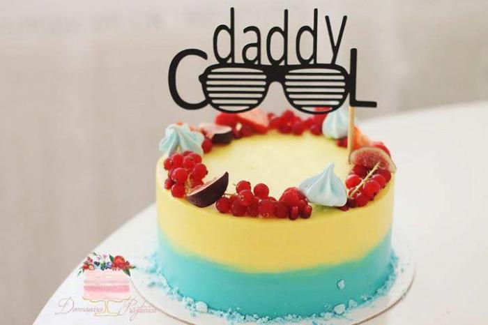 Topper daddy cool Adamea 0