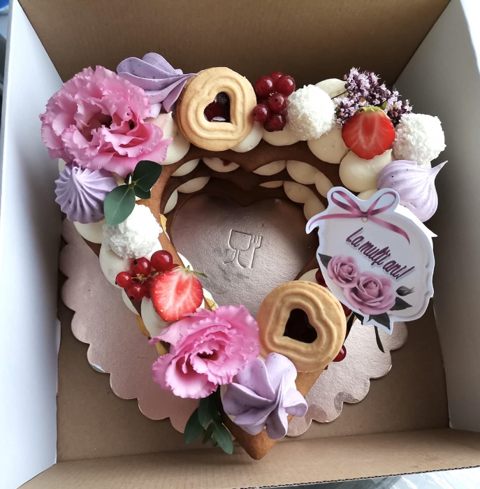 Topper La multi ani trandafir roz 1