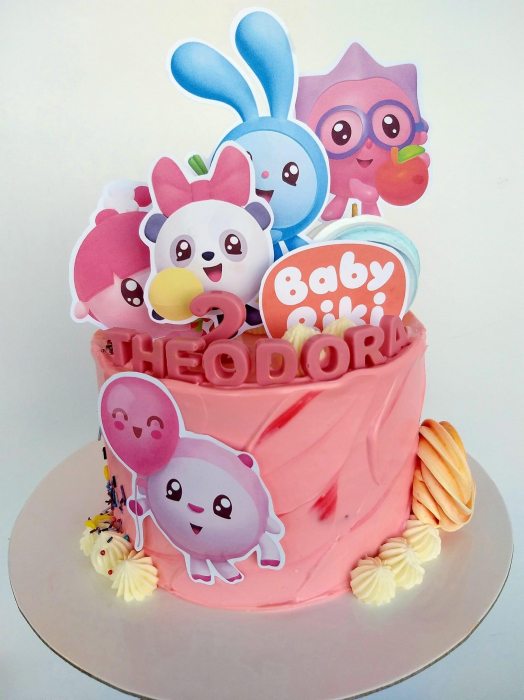 Toppere tort Baby Riki 1