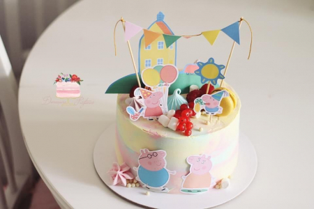 Suita toppere Peppa Pig [1]