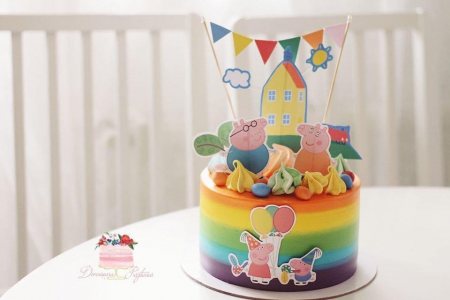 Suita toppere Peppa Pig [0]