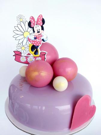 Topper cu Minnie cu margarete2