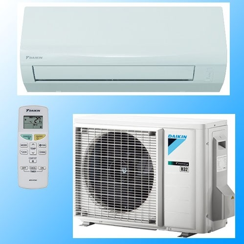 Aparat de aer conditionat Daikin Sensira Bluevolution 7000 Btu/h Inverter 1