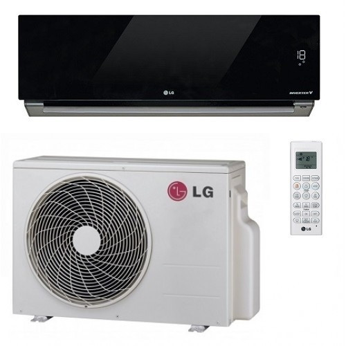 Aparat de aer conditionat LG ARTCOOL Mirror Smart Inverter AM12BP 12000 Btu/h Wi-Fi inclus 1