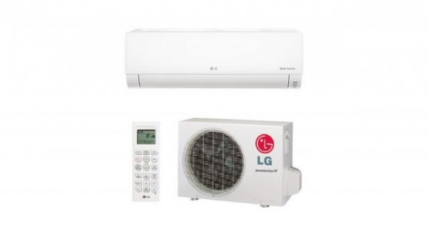 Aparat de aer conditionat LG Deluxe Inverter DM24RP 24000 Btu/h Wi-Fi inclus 1