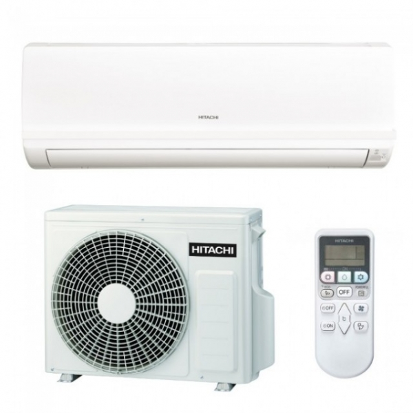 Aparat de aer conditionat Hitachi Eco-Confort RAK25PEC-RAC25WEC DC Inverter 9000 BTU 0