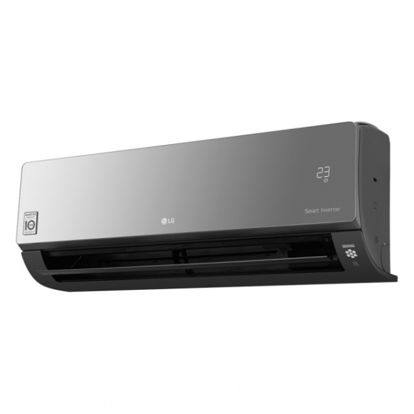 Aparat de aer conditionat LG ARTCOOL Mirror Smart Inverter AM12BP 12000 Btu/h Wi-Fi inclus 0