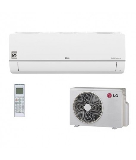 Aparat de aer conditionat LG Standard PLUS Dual Inverter PC09SQ 9000 Btu/h Wi-Fi inclus 0