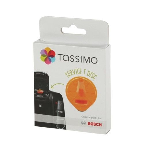Disc decalcifiere Tassimo Service T Disc, Orange 1