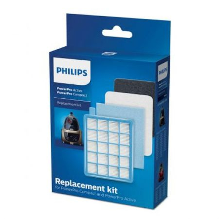 Kit filtre de schimb Original Philips FC8058/01 - PowerPro Active, PowerPro Compact 0