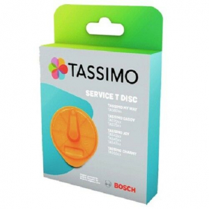 Disc decalcifiere Tassimo Service T Disc, Orange0