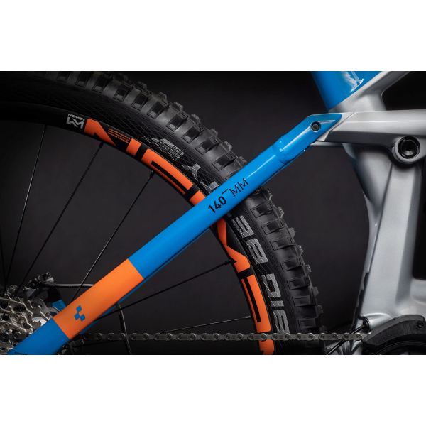 Bicicleta Mtb Cube Stereo Hybrid 140 HPC Actionteam 625 KIOX Actionteam 18 inch/29/M 6