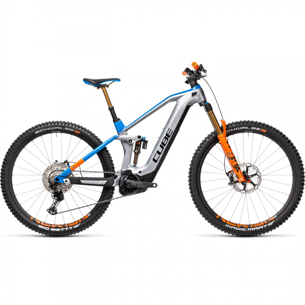 Bicicleta Mtb Cube Stereo Hybrid 140 HPC Actionteam 625 KIOX Actionteam 18 inch/29/M 0
