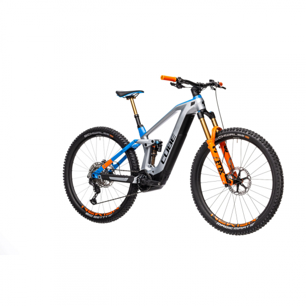 Bicicleta Mtb Cube Stereo Hybrid 140 HPC Actionteam 625 KIOX Actionteam 18 inch/29/M 2