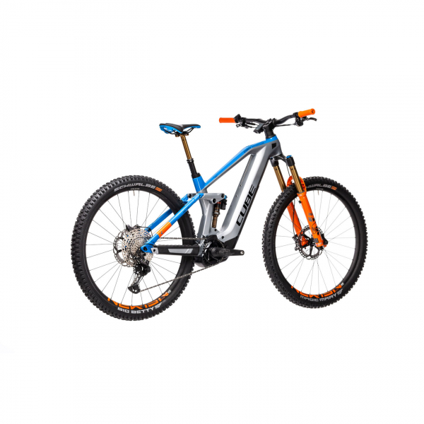 Bicicleta Mtb Cube Stereo Hybrid 140 HPC Actionteam 625 KIOX Actionteam 18 inch/29/M 4