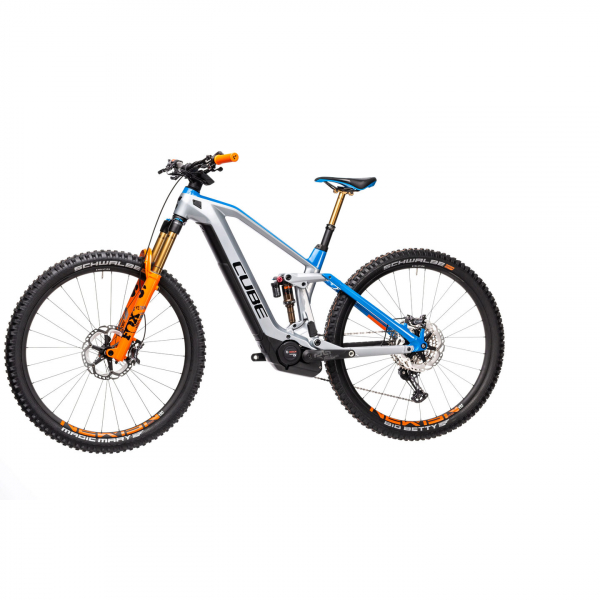 Bicicleta Mtb Cube Stereo Hybrid 140 HPC Actionteam 625 KIOX Actionteam 18 inch/29/M 3