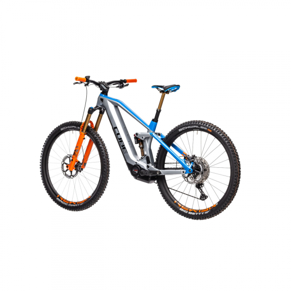 Bicicleta Mtb Cube Stereo Hybrid 140 HPC Actionteam 625 KIOX Actionteam 18 inch/29/M 1