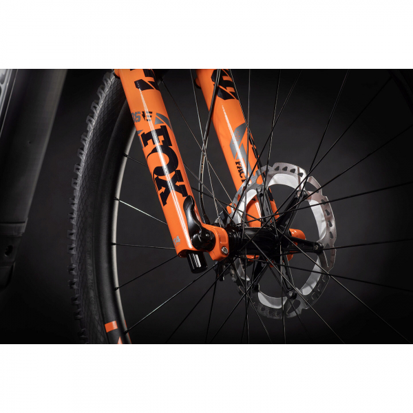 Bicicleta Mtb Cube Stereo Hybrid 140 HPC Actionteam 625 KIOX Actionteam 18 inch/29/M 8
