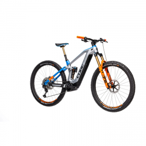 Bicicleta Mtb Cube Stereo Hybrid 140 HPC Actionteam 625 KIOX Actionteam 18 inch/29/M2